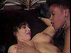 Spectacular sex scene from two amazing lesbians Keisha and Jeannie